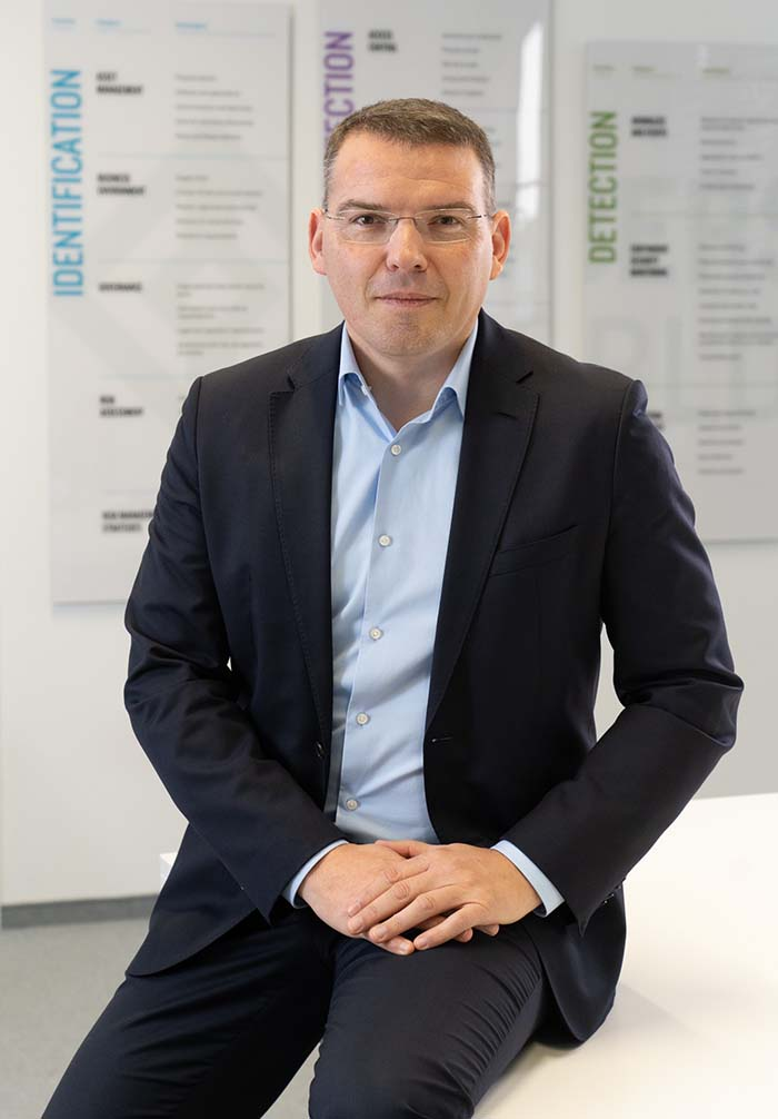 Harald Reisinger CEO Radar Cyber Security