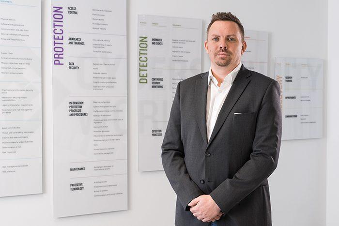 Wolfgang Gröller CTO Radar Cyber Security