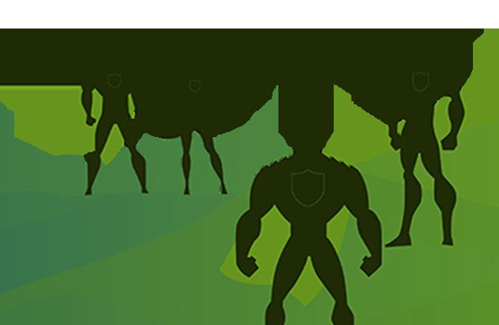 superheros cybersecurity