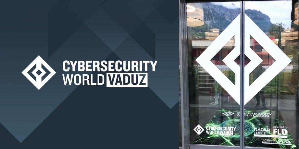 entrance Cyber Defense Center Vaduz