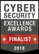 Cybersecurity Excellence Award 2018 Logo