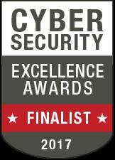 Cybersecurity Excellence Award 2017 Logo